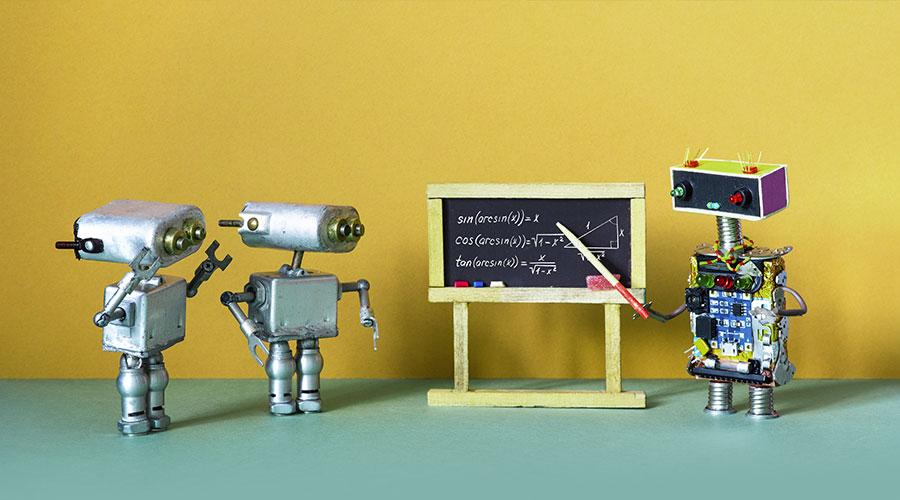 Você conhece os tipos de aprendizados de máquina?